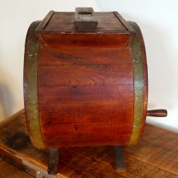 19th C. Butter Churn