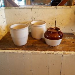 Three Useful Pots