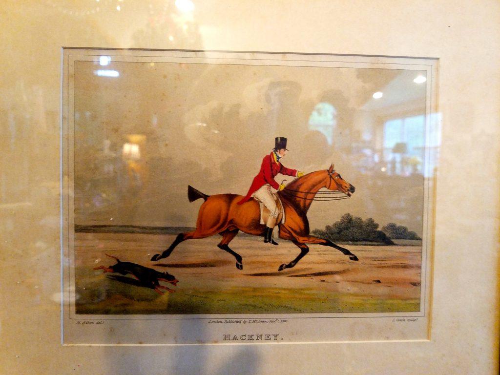 Hackney Print