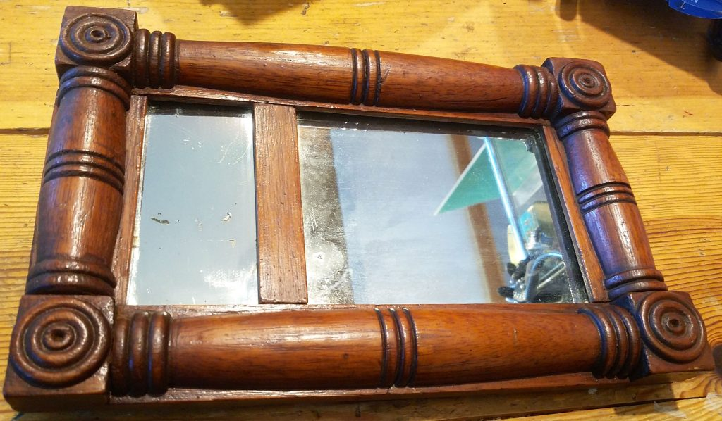 Salesman's Mirror Sample