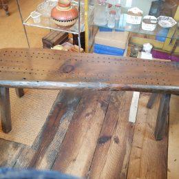 Cribbage Bench