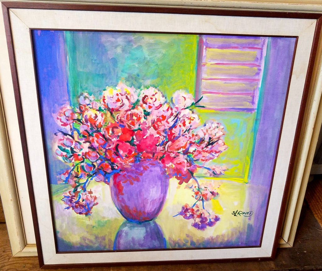 SL Rand Painting
