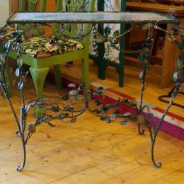 Vintage Garden/Patio Table