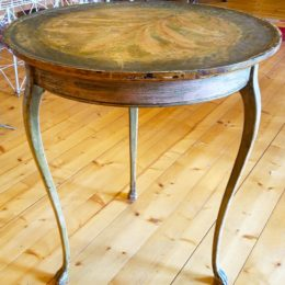Handpainted Occasional table