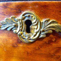 7 Drawer Bird's Eye Maple Dresser