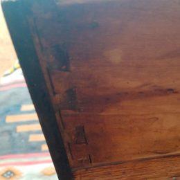 1800's Oak Victorian Dresser
